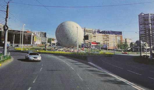 В Ижевске не решили, какой арт-объект ставить у «Сэлдома»