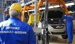 Контроль над АвтоВАЗ перешел к Renault-Nissan