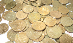 Житель Удмуртии принёс судебным приставам 100 тысяч монетами