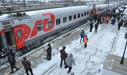 Дополнительные поезда Ижевск-Москва пустят в новогодние праздники