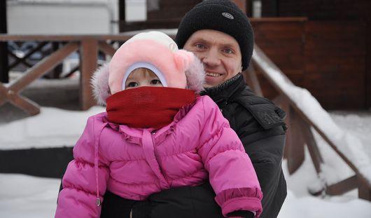 Холодная бесснежная погода сохранится в Ижевске до конца недели