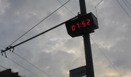 Дурацкий вопрос: что означают цифры на электронном табло на конечных остановках Ижевска?