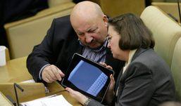 В Министрое Удмуртии объяснили, для чего чиновникам планшетные компьютеры