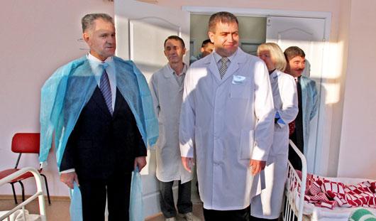 В 2013 году в больницах Удмуртии появится 46 новых лифтов