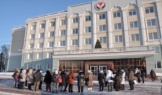 В Удмуртии запретили митинговать возле зданий органов власти