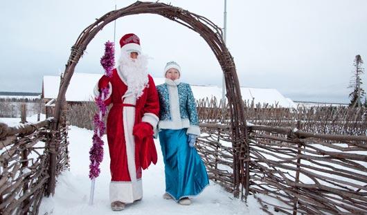 Как в Ижевске выбрать Деда Мороза на заказ?