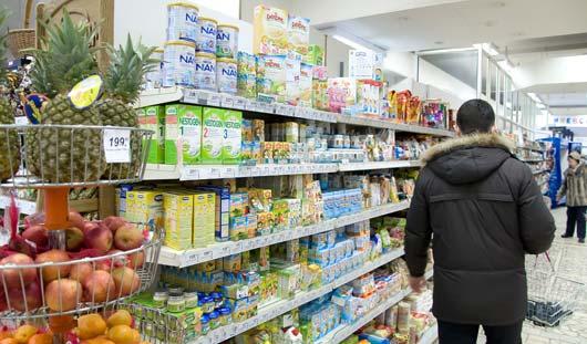 Предновогодний обзор цен в Ижевске: яйцо и колбаса дорожают, мандарины дешевеют