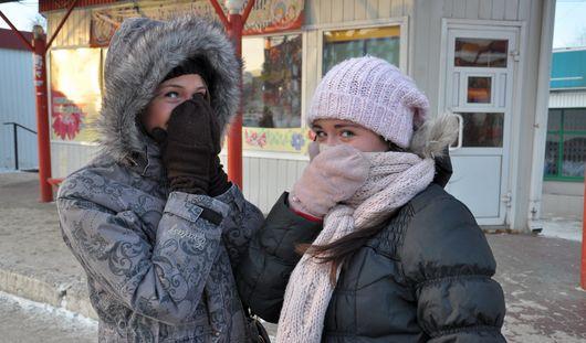 Минус 30 в Ижевске: как горожане переживают морозы