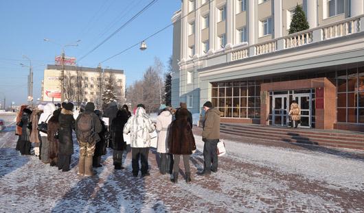 Детские врачи Ижевска выйдут на митинг
