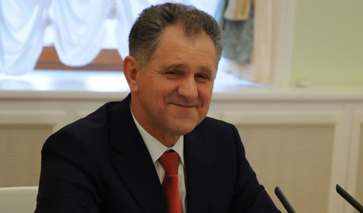 Глава Удмуртии подвел итоги уходящего 2012 года, назвав его «хорошим, рабочим»