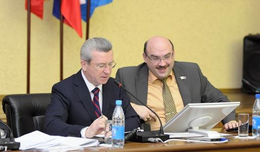 Бюджет Ижевска принят на 2013 год