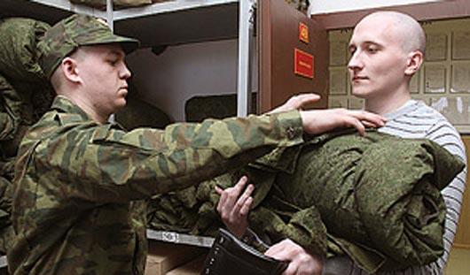 Российских солдат к 2014 году переоденут в «долгоиграющую» форму