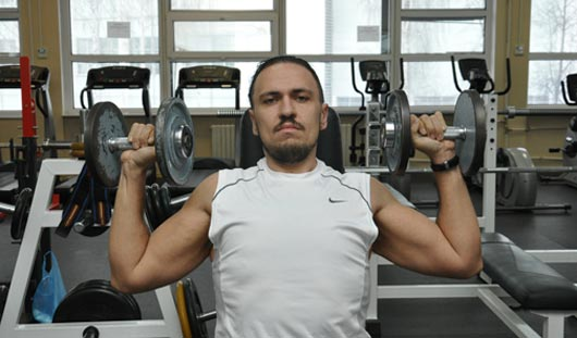 Ижевчанин сбросил 80 кг и стал звездой глянцевого журнала