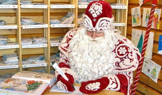 Главный российский Дед Мороз приедет в гости к Тол Бабаю