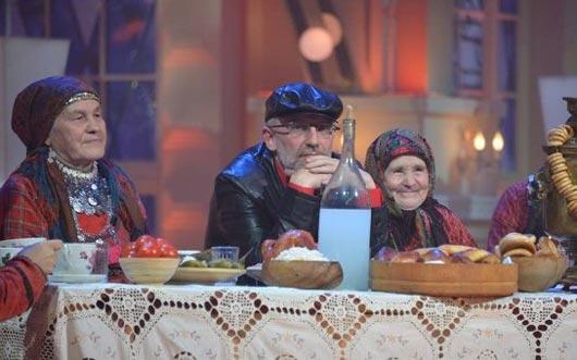 «Бурановские бабушки» в новогоднем телеэфире: угостят Гордона самогоном и угадают мелодии у Пельша