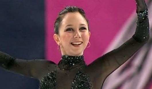 Елизавета Туктамышева стала чемпионкой России по фигурному катанию