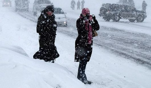 Сильных снегопадов в Ижевске до конца года больше не будет