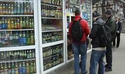 С 1 января в Ижевске не будут продавать пиво в киосках и ларьках