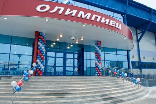 Крытый каток «Олимпиец» открыли в Ижевске