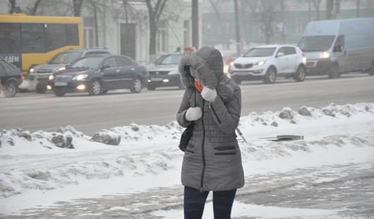 Вслед за морозами в Ижевск придут потепление и снегопад