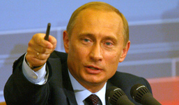 Владимир Путин возглавил список самых могущественных людей мира в 2012 году