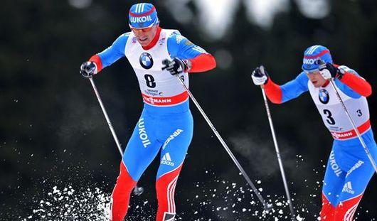 Максим Вылегжанин стал лидером по итогам трех этапов гонки Тур де Ски