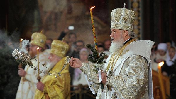 Глава Русской православной церкви призвал усыновлять детей
