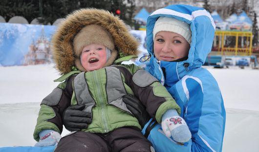 Морозы возвращаются в Ижевск