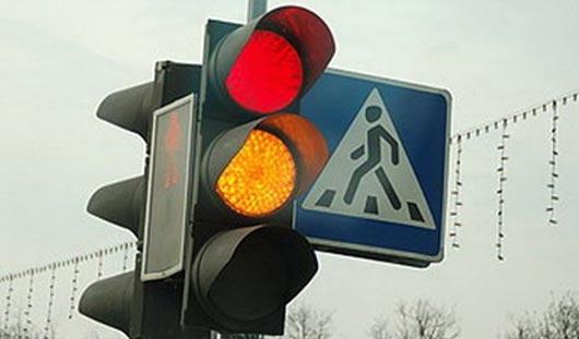 На перекрестке улиц Азина и Московская в Ижевске заработают светофоры