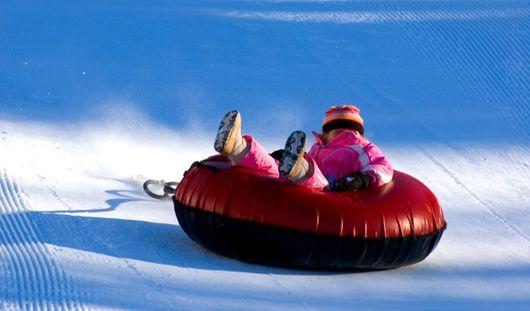 В Удмуртии 6-летняя девочка попала в реанимацию после катания на тюбинге
