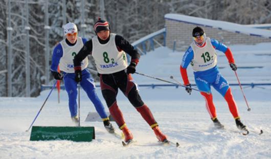 Сильнейшие лыжники Приволжья приехали в Ижевск
