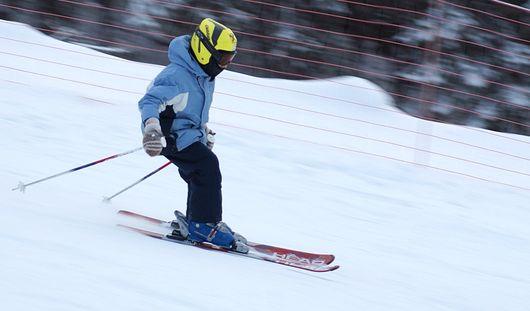 В Удмуртии выберут лучших юных горнолыжников
