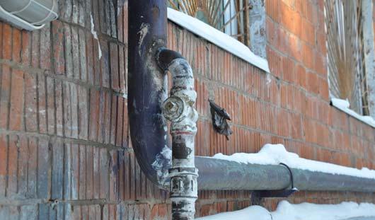 Ижевск прогремел на всю страну: ремонтники соединили водопровод с газопроводом