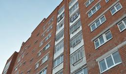 Многоэтажки по улице Тимирязева в Ижевске остаются без горячей воды