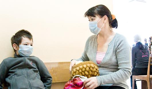 Первые заболевшие гриппом зарегистрированы в Удмуртии