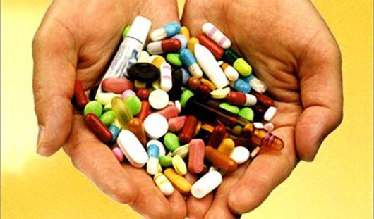 В российских супермаркетах начнут продавать лекарства