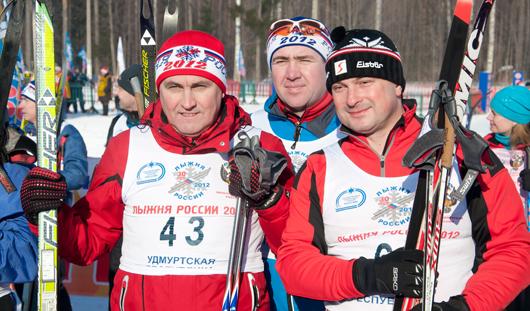 Более 7 тысяч жителей Удмуртии могут принять участие в «Лыжне России – 2013»