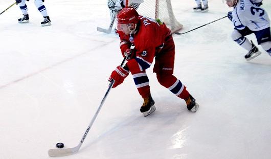 Хоккеисты «Ижстали» обыграли «Рязань» в матче чемпионата Высшей хоккейной лиги