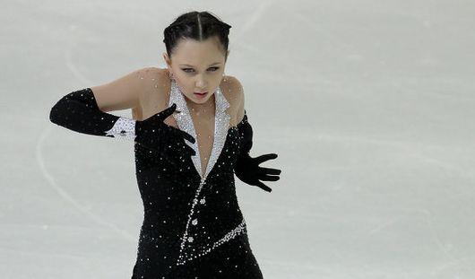Фигуристка из Удмуртии завоевала «бронзу» на чемпионате Европы