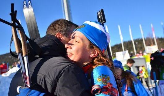 Биатлонистка из Удмуртии стала двукратной чемпионкой мира