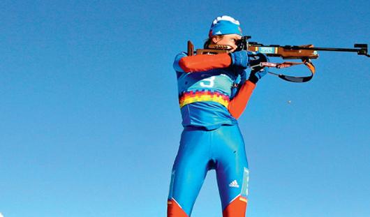 Ульяна Кайшева завоевала третье «золото» подряд юниорского чемпионата мира по биатлону