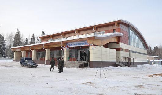 Первый бассейн без хлорированной воды открыли в Ижевске