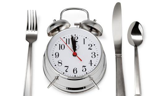 Похудеть поможет ранний обед