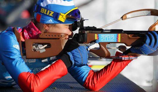 Биатлонистка из Удмуртии завоевала 4 золотую медаль на первенстве мира