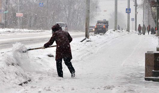 В Ижевске потеплеет до нуля