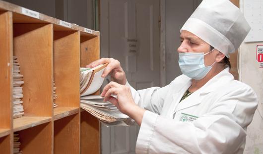 В Ижевске принимают экстренные меры по борьбе с эпидемией гриппа