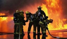 Сотрудники МЧС предотвратили взрыв газового баллона в Удмуртии