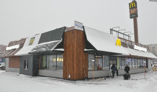 Доставка из Макдоналдса и приближающаяся метель: о чем сегодня утром говорят в Ижевске