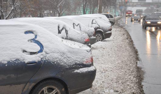 Снег прекратится в Ижевске только к четвергу