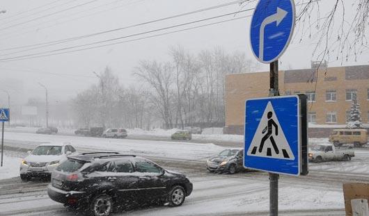 На перекрестке Ленина-Совхозная в Ижевске изменили схему проезда